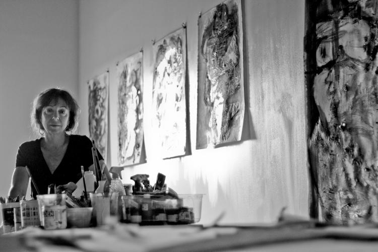Ginny Sykes, artist