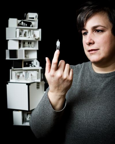 Regina Garcia, set designer
