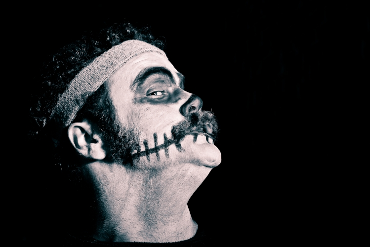 Thomas Kelly, Chicago performer, puppeteer, clown