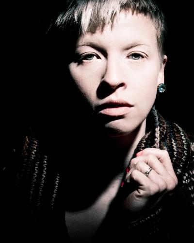 Leah Urzendowski of The Neo Futurists and 500 Clown