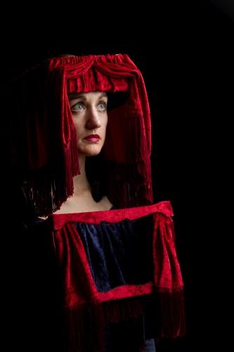 Meredith Miller, puppeteer