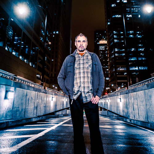 musician Tom Scanlon