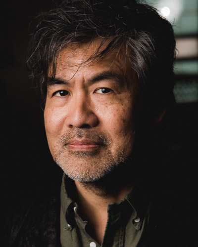 playwright David Henry Hwang