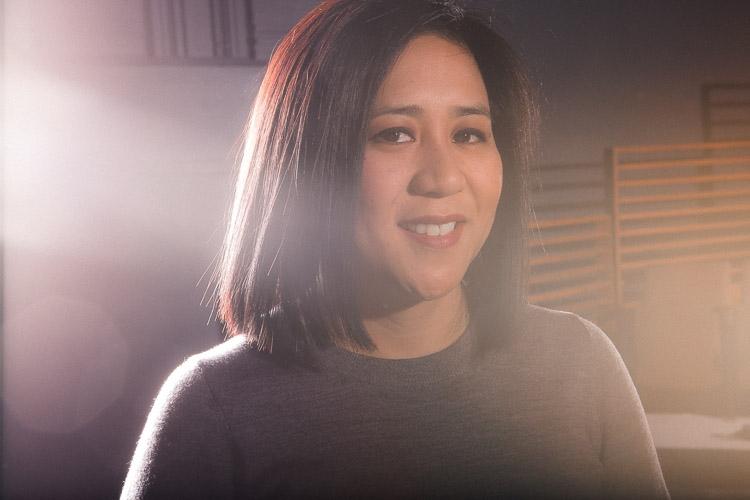 Jennifer Beltran Winkin Manager, UP Comedy Club