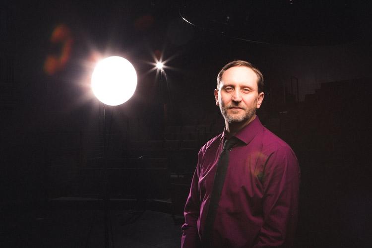 David Schmitz Managing director, Steppenwolf