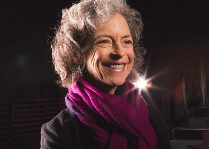 Martha Lavey Artistic director, Steppenwolf Theatre